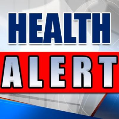 Health Alert from the CDC